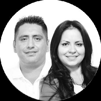 DANIEL TORRES & ERCILIA MENDEZ